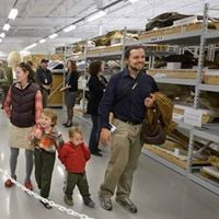 Open House - Research and Collections Facility