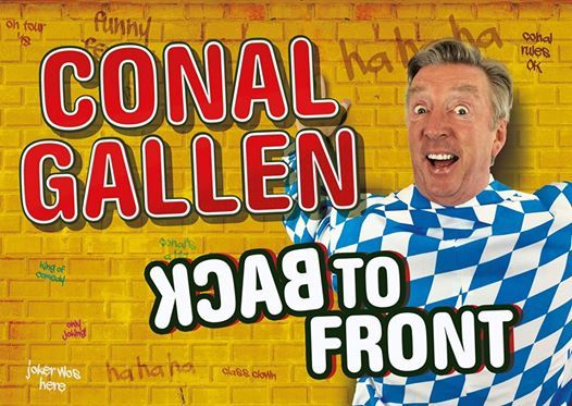 Conal Gallen - Grand Opera House Belfast - Tues. Feb. 19th