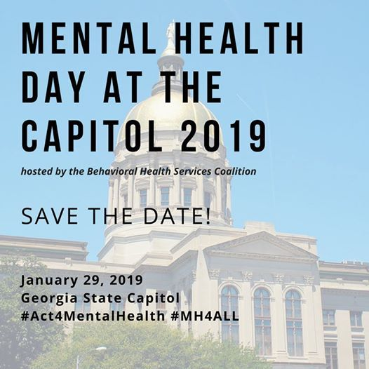 Mental Health Day at the Capitol 2019