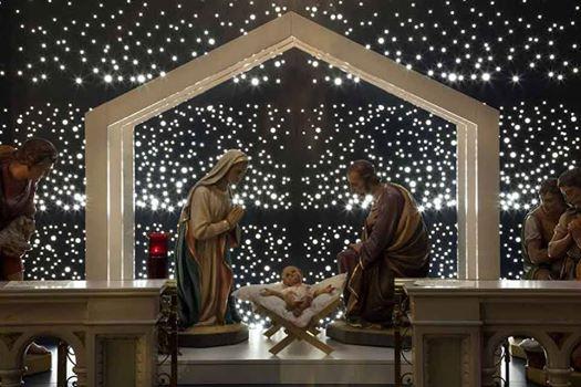 Carol Service & Vigil Mass