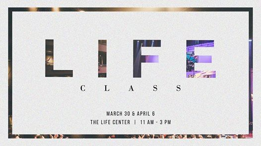 LIFE Class at New Life The Fort, Pateros