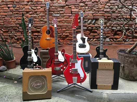 Toulouse Vintage Amps & guitars EXPO 6eme edition