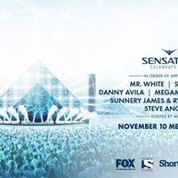 Sensation Celebrate Life Dubai 2017