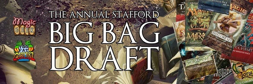 Big Bag Draft 2018