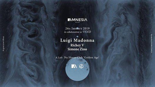 Luigi Madonna Richey V Simone Zino
