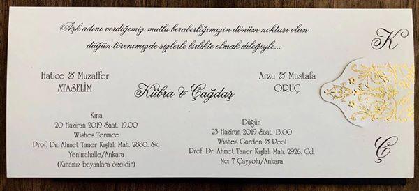 ada & Kbra Wedding