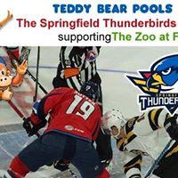 Springfield Thunderbirds vs Providence Bruins Zoo Night