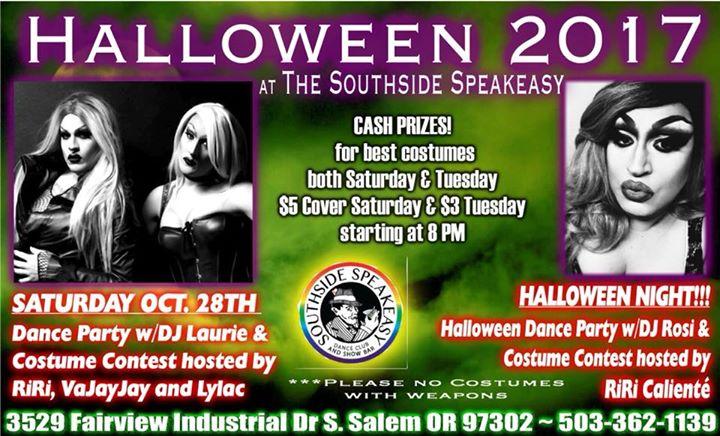 Salem Oregon Halloween Events