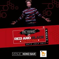 Red and Black Party (Pay Per View)