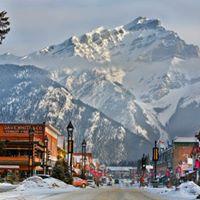 Banff Winter Retreat