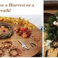 Holiday Wreath &amp Wine at Hunt &amp Burrow