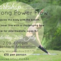 Strong Power Flow Yoga