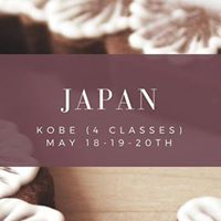 Japan  Cookie Decorating Classes and Workshops (4 groups)