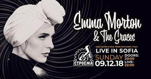 Emma Morton (Italy Scotland) - Live at Stroeja - 9 Dec 2018