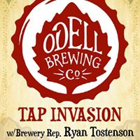 Odell Brewing Tap Invasion