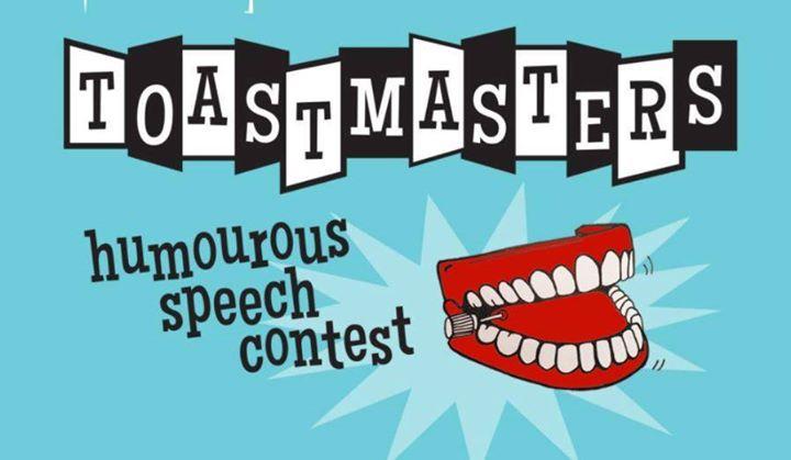 HumorousEvaluation Speech Contest - Saguaro Area S-6