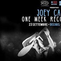 Joey Cape at Decibel Magenta (MI)
