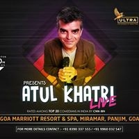 The Goan Comedy Club Presents Atul Khatri Live in Goa