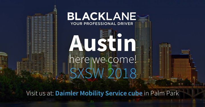 Blacklane & Daimler Mobility Services at South by Southwest