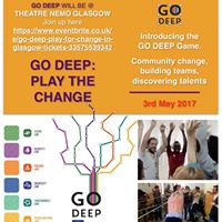 Go Deep Play the Change in Glasgow