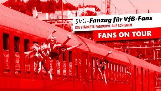 SVG-Fanzug fr VfB-Fans Borussia Dortmund