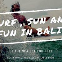 Surf Sun N Fun in BALI