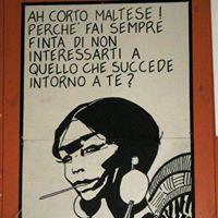 Corto Maltese Poetto
