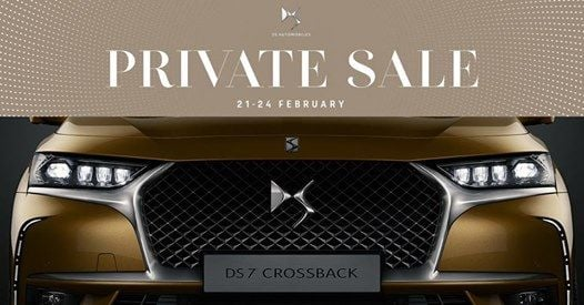 DS Private Sales Event