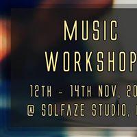Music Workshop SolfazeStudio 12-14 Nov