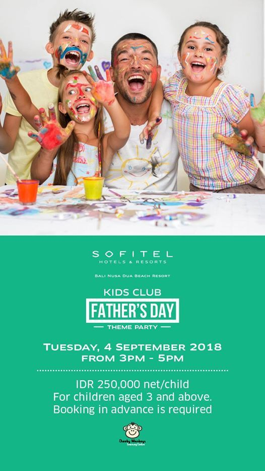 Fathers Day Theme Party