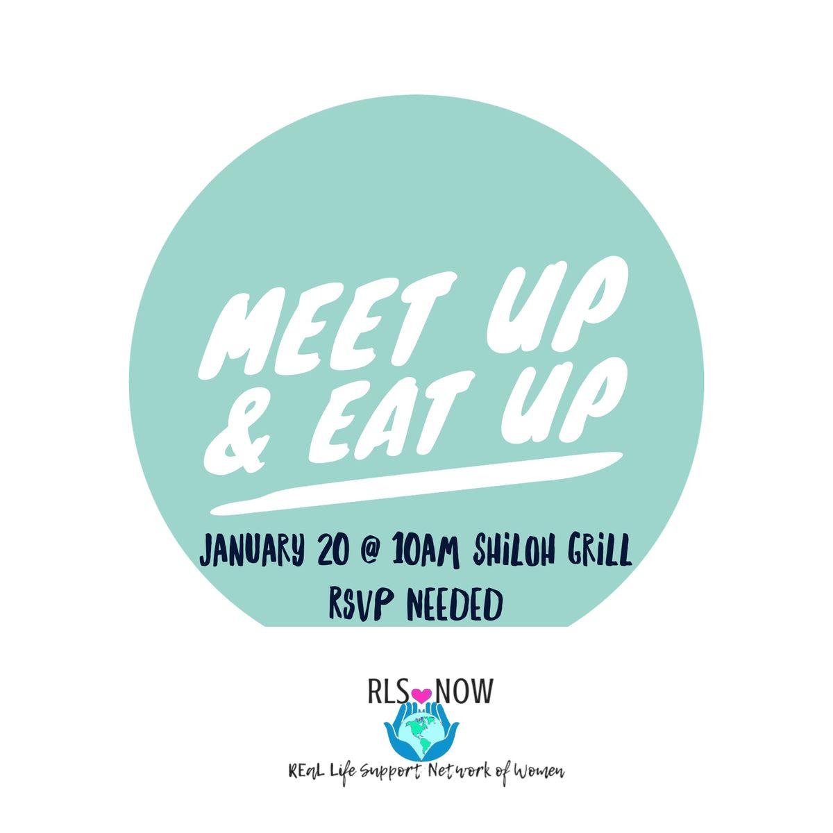 RLSNOW Meet up & Eat up