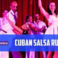 Cuban Salsa Rueda Practica