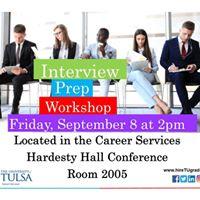 Interview Prep Workshop