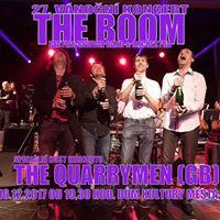 The Boom - 27. Vnon koncert  host The Quarrymen (GB)