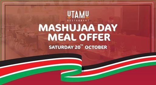 Mashujaa Day Meal Offer