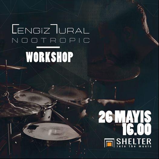 Cengiz Tural - Workshop