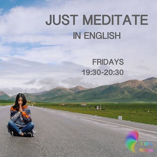 Just Meditate (English)
