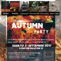 Autumn Party - Sport cibo e divertimento