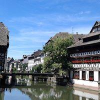 Vieille Ville de Strasbourg en franais