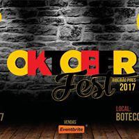 Boteco Brasileiro Convida CervLab - Oktoberfest Ribeiro Pires