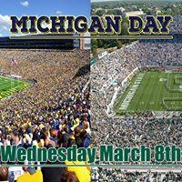 Michigan State Day
