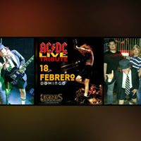 Live Tribute to ACDC at Legends