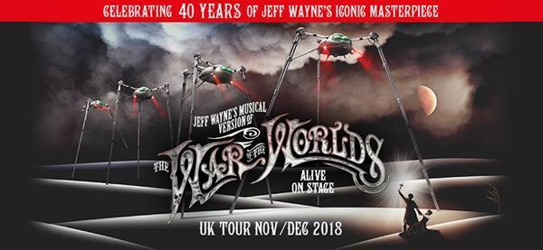 Jeff Waynes The War of the Worlds