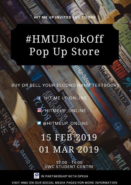 HMUBookOff Pop Store