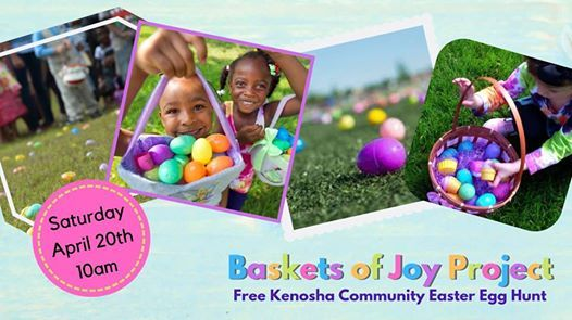 Kenosha Community Easter Egg Hunt
