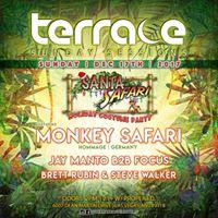 Monkey Safari Holiday Costume Party  2pm  12.17