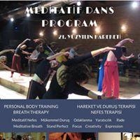Meditative Dance Program