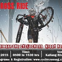 4th Annual Singapore Cyclocross  Kiddy Roller Cross