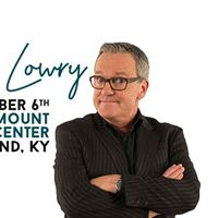 A Night of Music &amp Comedy with Mark Lowry