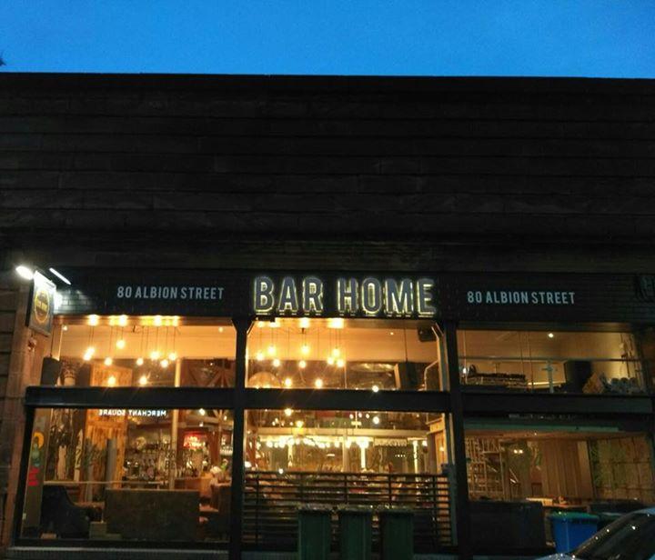 Bar Home Relaunch Broken Disco Glasgow